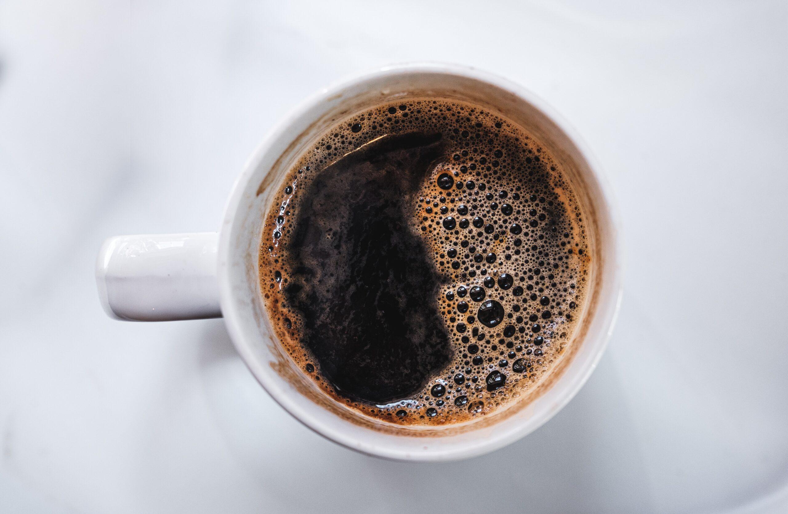 コーヒーゼリーはダイエット向き