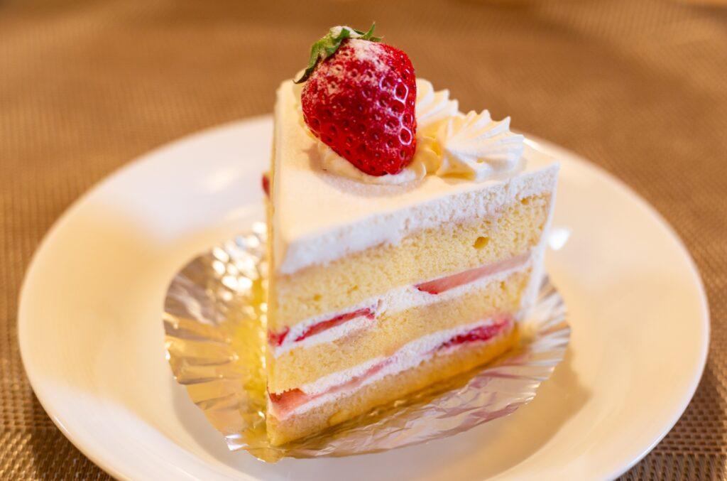 日本発祥のショートケーキ